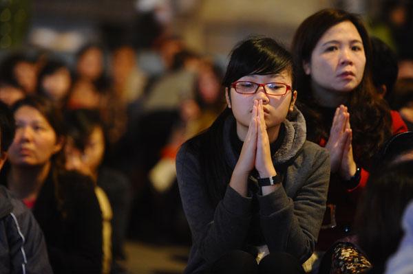 phuc khanh 5 Bài khấn Lễ dâng sao giải hạn vào ngày tết Nguyên Tiêu   VCCT