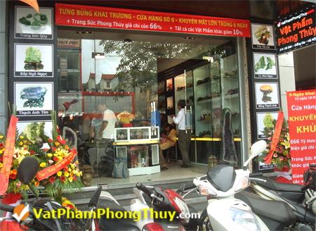 vat pham phong thuy 05 Bài Văn khấn lễ khai trương cửa hàng   VCCT